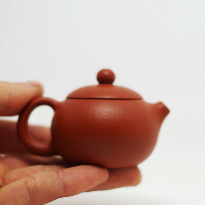 Chinese zisha tea pot marked xishi pot of tea yixing pot small size China teapot