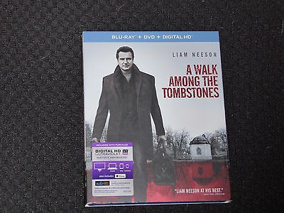 A Walk Among the Tombstones (Blu-ray 2015) Original Cases & Artwork Watched once