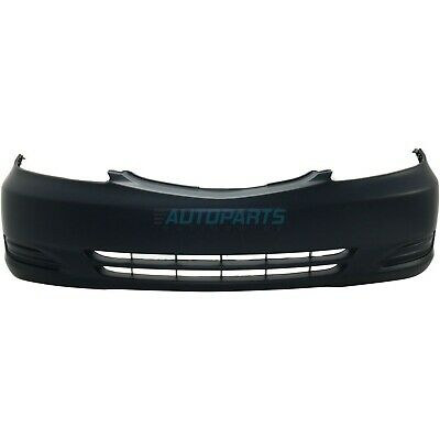 New Front Bumper Cover Primed Usa Built Fits 2002-2004 Toyota Camry To1000230