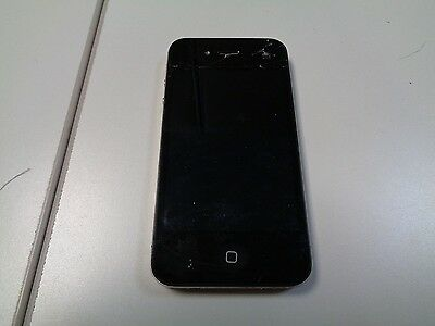 Apple iPhone 4s - 16GB - Black (Verizon) - Used - Poor Condition