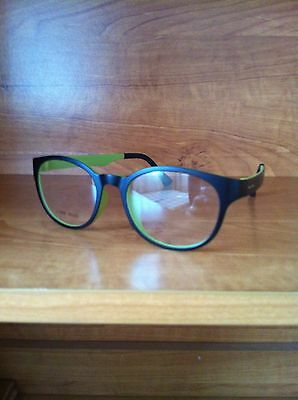 """LOUIS LUSO L-1076 col.3 Black/Green 50mm """"Brand New"""" made in Korea"""