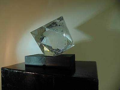 """Rare Stunning Baccarat Crystal   Collector""""s gift"""