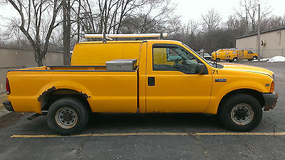 Ford : F-250 Lariat Standard Cab Pickup 2-Door 2000 ford f 250 super duty lariat standard cab pickup 2 door 5.4 l