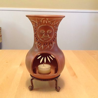 Partylite Chiminea Candle holder