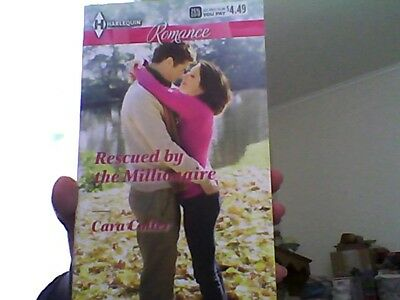 Rescued by the Millionaire by Cara Colter (2014, Paperback)
