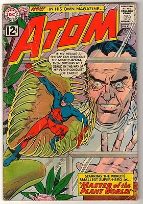 DC Comics Silver age #1 1962  VG ATOM  4.0 1st issue