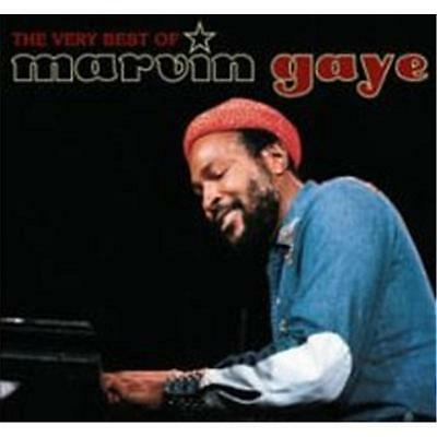 Marvin Gaye The Very Best Of 2 Cd New
