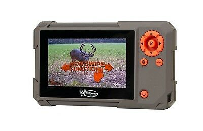 "New Wildgame Innovations Blade 4.3"" SD Card Game Camera Picture Viewer VU-60"