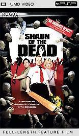 Shaun of the Dead (UMD-Movie, 2005)