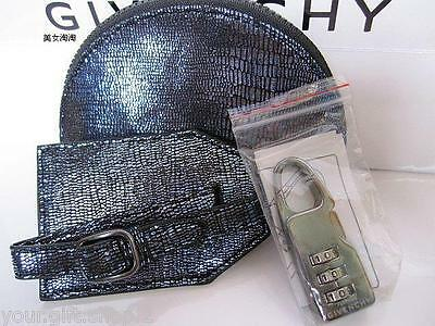 Travel Set Gift with Purchase Givenchy Parfums Makeup Bag + Luggage Tag + Lock