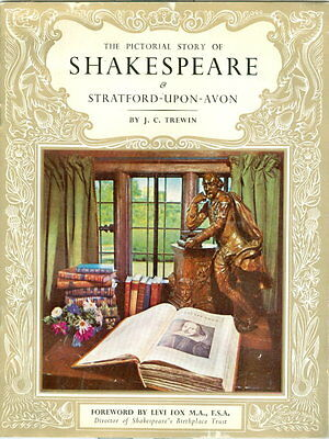 BOOKLET THE PICTORIAL STORY OF SHAKESPEARE & STRATFORD-UPON-AVON  dated 1970