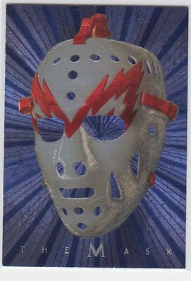 2001-02 Be A Player-Between The Pipes The Mask #10 Ed Giacomin