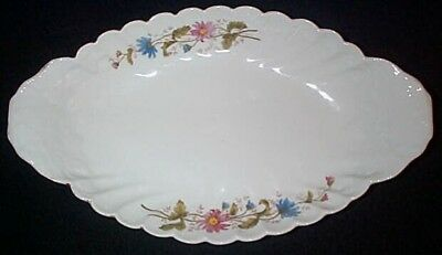 Vintage Large Dish with Floral Design *GREAT BUY*
