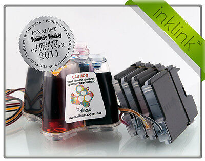 RIHAC CISS ink system suits Brother MFC-490 MFC-790 MFC-795 MFC-990 MFC-5490