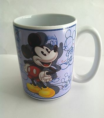 MICKEY MOUSE Sketch Animation Illustration Coffee Mug Cup  The Disney Store