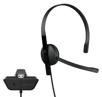 Xbox One Chat Headset Genuine Brand New Sealed