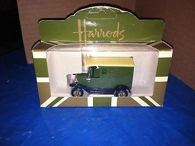 Hornby Corgi Toy Van Harrods Knighntbridge - New with Harrods Tag