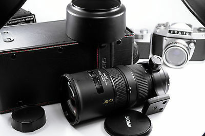 Sigma AF zoom APO f2,8/70-210mm for Canon EF. Near mint cond. !