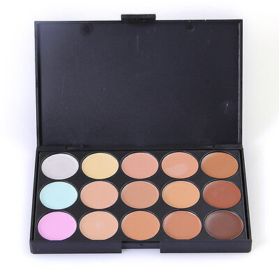 15 Colors Contour Face Makeup Professional Concealer Palette