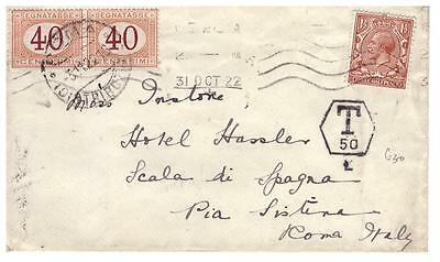 shop1361 Italy  cover to Rome