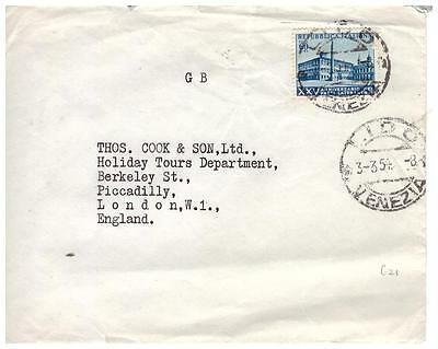 shop1379 Italy  cover to London