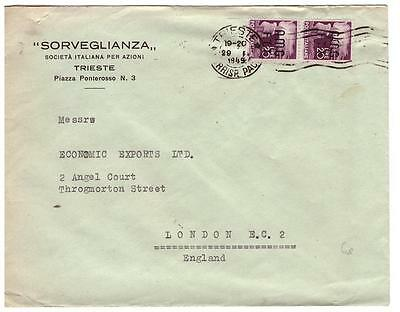 shop1426 Italy cover to London