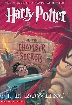 Harry Potter and the Chamber of Secrets 2 by J. K. Rowling (2000, Paperback)
