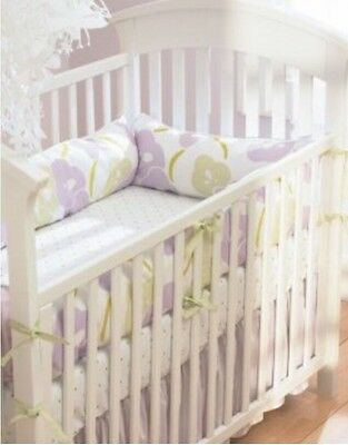 Serena & Lily Lulu Baby Crib Bedding Bumper Skirt Sheets And Extras