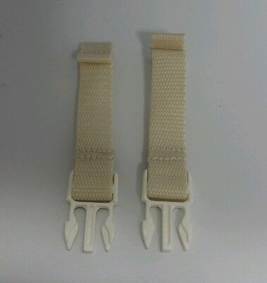 Fisher Price My Little Lamb Cradle Swing Seat Straps Replacement Part VGUC