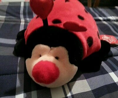 "Russ Love Bug Lovely Ladybug Plush 9"" NEW with TAGS"