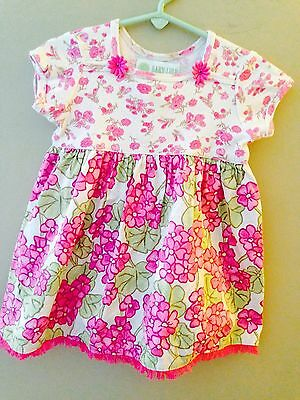 Baby Lulu Boutique Baby Girl Dress 18m PLAY condition Cheap