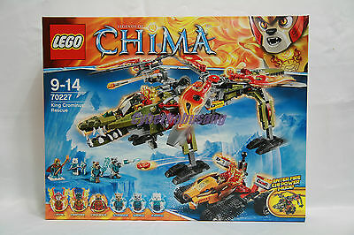 Lego Legends of Chima 70227 King Crominus' Rescue MISB