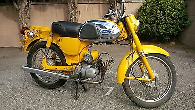 Yamaha : Other 1963 yg 1 trailmaster rare early pre injection model current ca registration