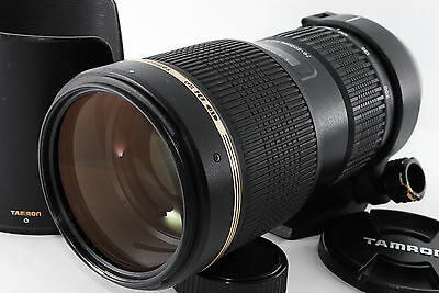 [Excellent-] TAMRON SP AF70-200mm F/2.8 Di LD IF MACRO for Nikon   (T2000)
