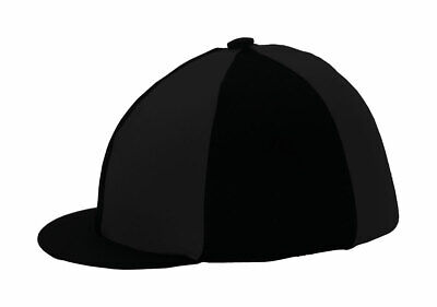 Hy Lycra Silks Riding Hat Cover - Jockey Skull Cap Cover