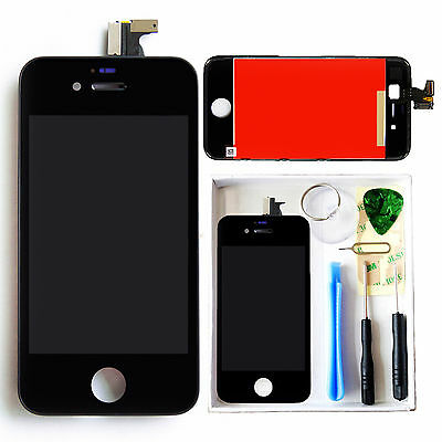 Replacement LCD Touch Screen Digitizer Glass Assembly OEM for iPhone 4S New