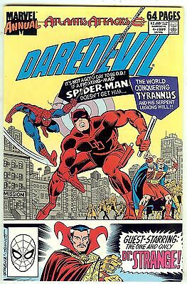 Daredevil Annual #5 (1989, vf+ 8.5) 64 pages of new material
