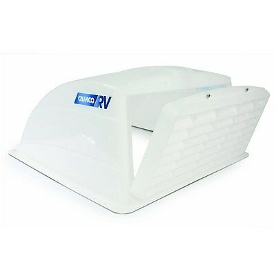 Camco 40431 RV Roof Vent Cover - White