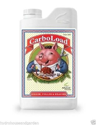 Advanced Nutrients Liquid Carboload 4L Liter / 1 Gallon Carbohydrate Boost