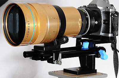 Isco Anamorphic Ultra-Star HD High Definition 2x Cinemascope Lens Tested    279