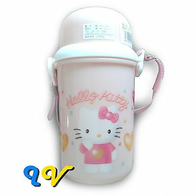 [Sale] Authentic 1997 Hello Kitty Cooling Water Canteen Bottle (Sanrio Japan)