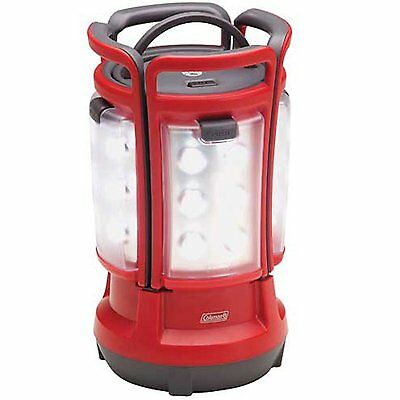 LED Lantern Coleman Light Flashlight Rechargeable Camping  Outdoor Emergency