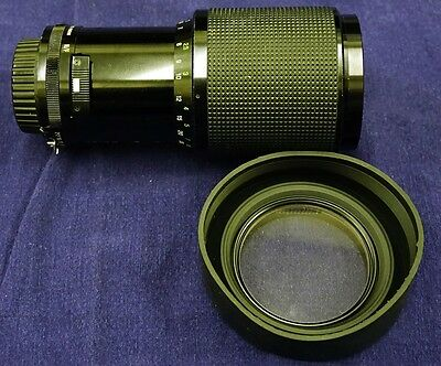Vivitar Series 1 VMC 70-210 mm f/3.5 MF Lens For Nikon