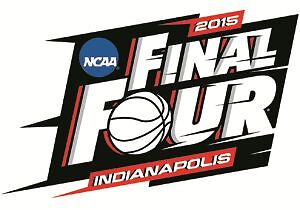 1 of 4 Final Four CHAMPIONSHIP Tickets - 2015 NCAA Mens Basketball - 4/6