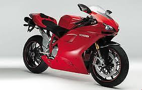 Manuale Officina DUCATI 1098  Workshop Service Repair Manual