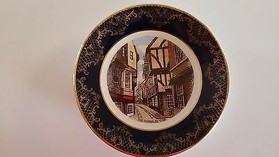 Royal Falcon Ware   Weatherby Hanley   England   The Shambles, York