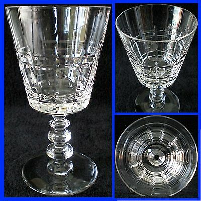 Exquisite Crystal Water Goblet Pickett By Rock Sharpe