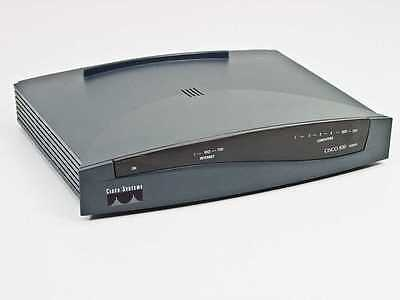 @NEW@ Lot of 10 Cisco 831 4-Port 10/100 Wired Router (CISCO831-K9)