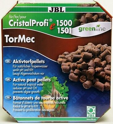 JBL TorMec for Cristalprofi e 1500*1501 greenline active peat pellets