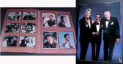 DEAN MARTIN rat pack FRANK SINATRA OFFICIAL TOUR BOOK !   Rare BRAND NEW MINT !